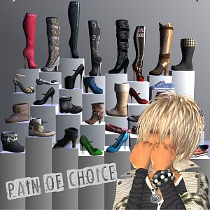2016-10 - Pain Of Choice