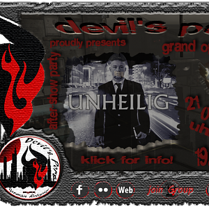 Opening RP-City Devil's Port und Unheilig-Konzert