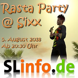 2018-08 Rasta Party @ Sixx 1024x1024