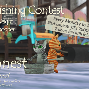 N-O Fishing Contest (Eulennest)